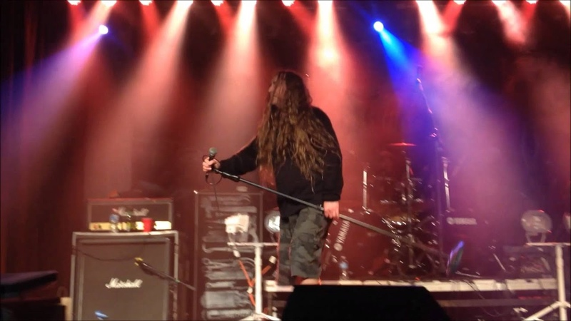 Exhumed Obituary Carcass Live 2014
