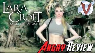 Lara Croft and the Guardian of Light  [Angry Joe (Lisa Foiles) - RUS RVV]