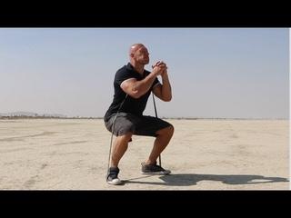 16 лучших упражнений с резиновыми эспандерами