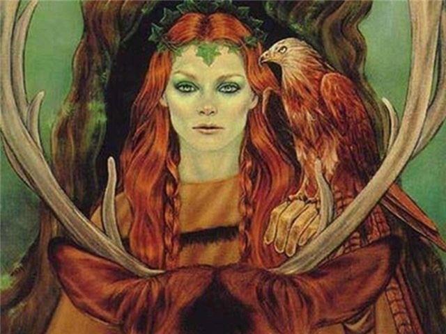 Бригит - богиня Имболка YMYww0bNNSo