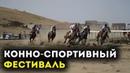 Дагестанцы отметили День народного единства конно-спортивным фестивалем