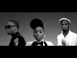 Janelle Monae feat.  & Lupe Fiasco - Tightrope [Wondamix] (2010)