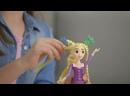 Кукла Рапунцель с модной прической