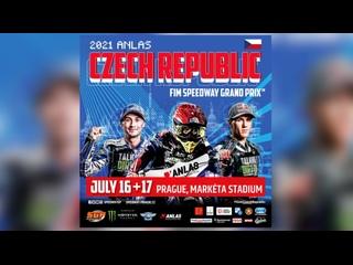 18.07.2021 2021 Anlas Czech Republic Fim Speedway Grand Prix Round 2