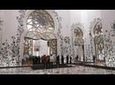 Белая мечеть Шейха Заеда.