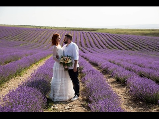 Екатерина и Алексей свадьба в Крыму  - Клип