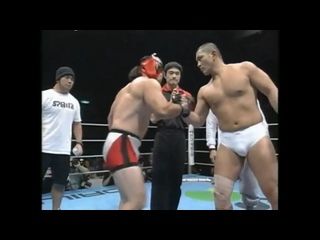Minoru Suzuki vs Jushin Liger: Pancrase 113: Spirit 8
