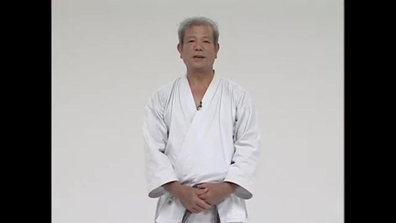 Uehara Isamu Uechi-Ryū Karate-Dō Shinkokai Shūbukan Vol 1