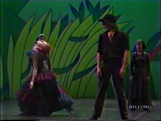 Жизель - Матс Эк / Giselle - Mats Ek, Anna Laguna (Cullberg Ballet) 1987