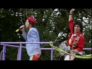 The Rolling Stones - Beast of Burden (Live at Roundhay Park in Leeds on 25 July 1982)