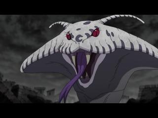 [SHIZA] Семь смертных грехов (3 сезон): Гнев богов / Nanatsu no Taizai: Kamigami no Gekirin - 12 серия [MVO] [2019] [Япония]