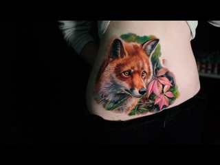 Fox. By Timur Rumit