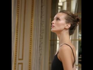 Марина Вакт (Marine Vacth) в рекламе Chanel Les Beiges
