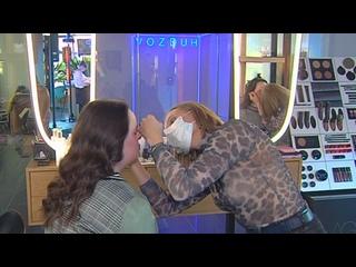 В Перми салоны красоты открыли свои двери для детей-инвалидов