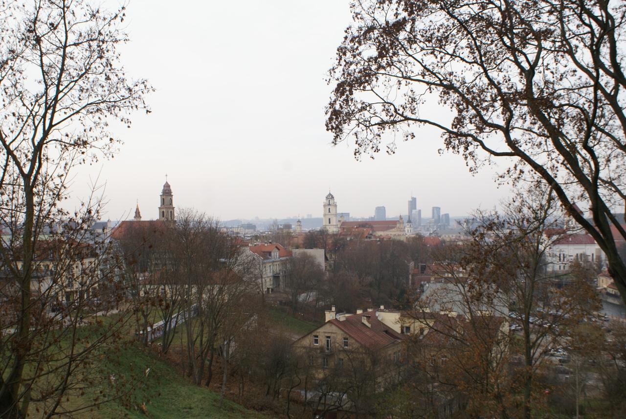 Вильнюс. Достопримечательности города