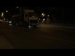 МАЗ 5432 с Бочкой (Краснодар) Без света по Городу