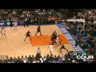 Amazing NBA Plays   J.R. Smith