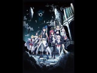 Фильм Тринити: Семеро магов - Вечная библиотека и девушка-алхимик Gekijouban Trinity Seven: Eternity Library & Alchemic Girl