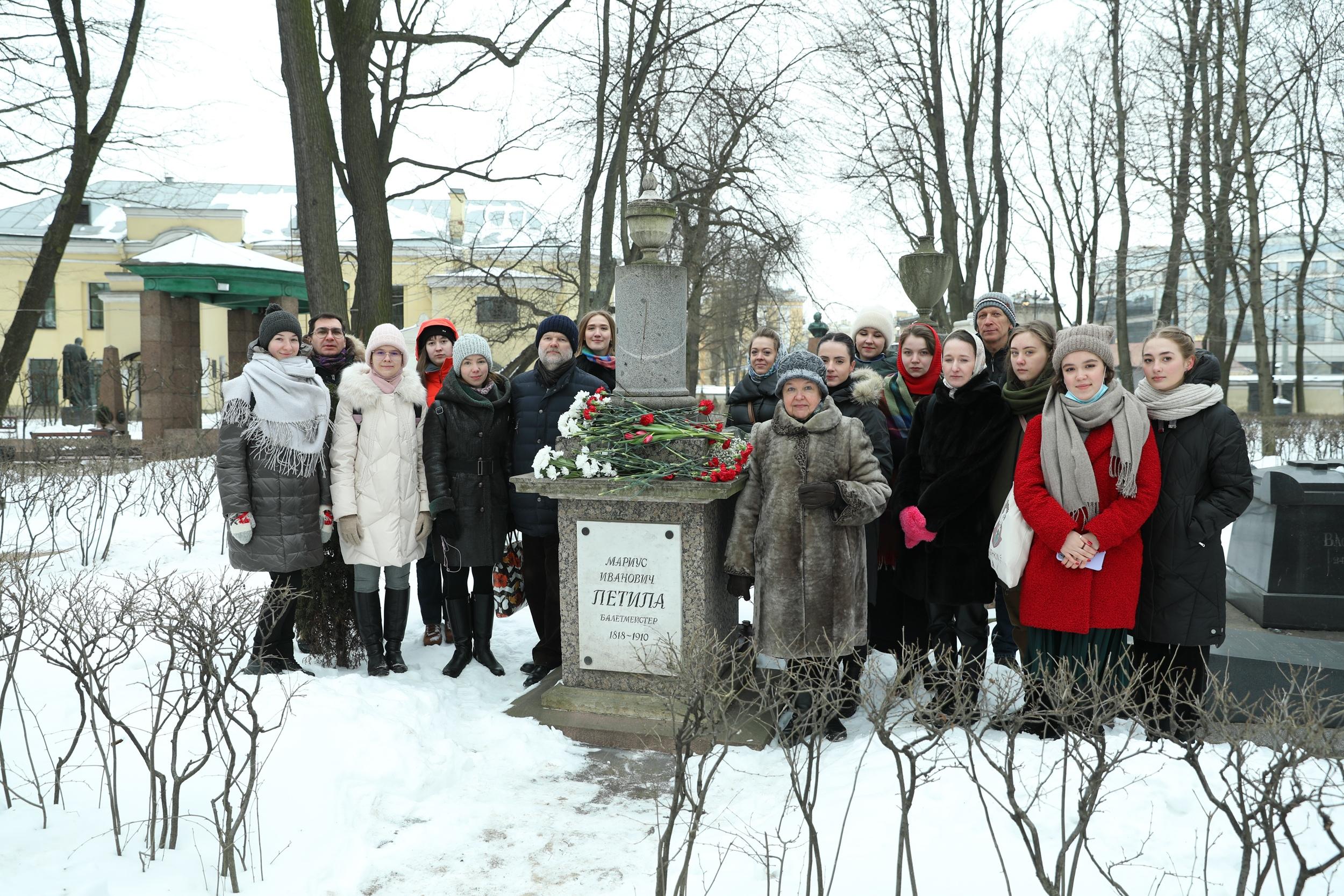 Участники конференции в Александро-Невской лавре