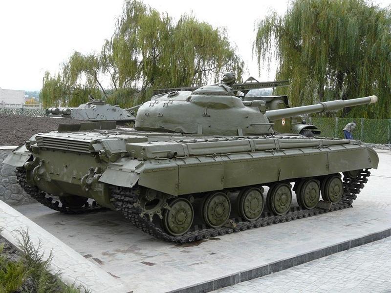 ТАНК Т-64, изображение №3