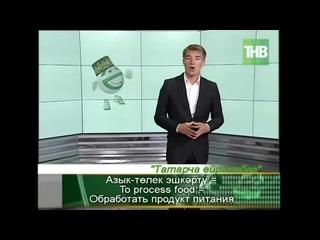 Татарча өйрәнәбез(Учим татарский): Обработка продуктов - ТНВ