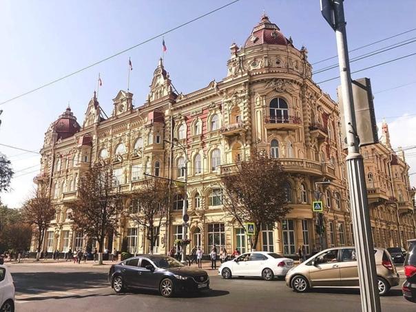 Центр города  Автор фото неизвестен Ростов-на-Дону