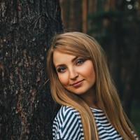Фотография страницы Светланы Калашниковой ВКонтакте