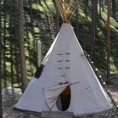 Типи (индейское жилище)