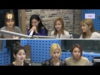 160530 Twice на радио Power FM @ Lee Guk Joo's Young Street.
