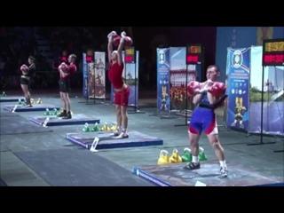 ССШ - Мотивация в гиревом спорте