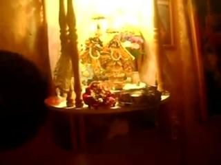 """videoplayback (66) Ученица """"Университета Брахманической Культуры"""" в С-Петербурге"""