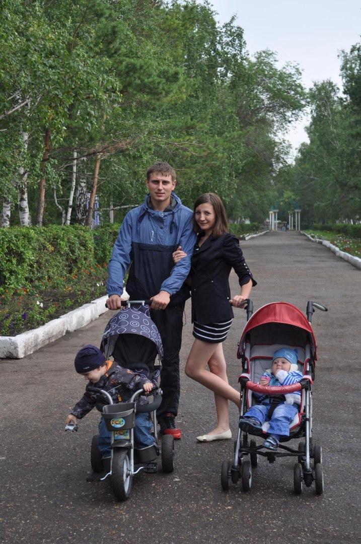 Семья  Шмаковых