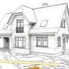 Проектирование домов, коттеджей в Екатеринбурге
