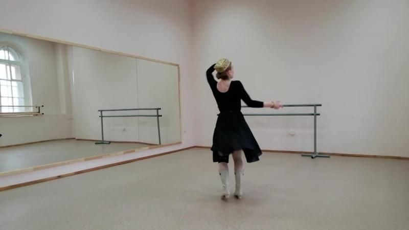 Узбекский танец балетная студия Дилором Ахмедовой