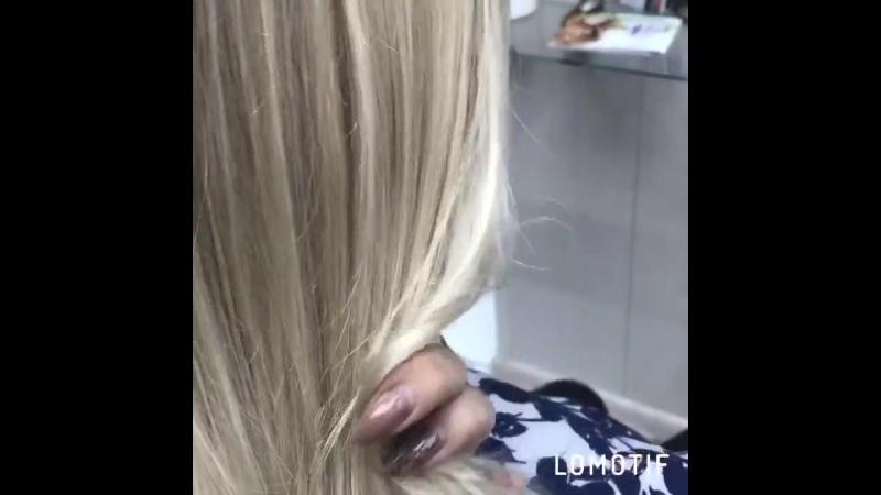 Окрашивание блонд Мастер💇Гульнур Аминова Персона-стиль