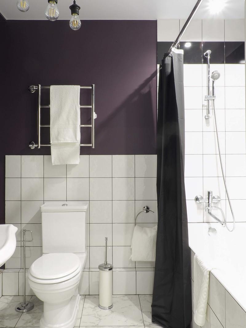 Дизайн квартиры 38,6 м (с лоджией - 42,5 м) в Нижнем Новгороде.