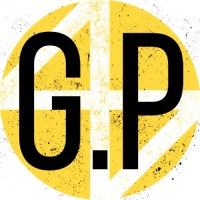 Логотип garaж prod.