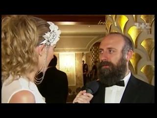 Интервью с Катей Осадчей для Украинского канала