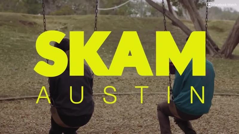 Skam Austin Стыд США 1 сезон