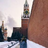 Фотография Елизаветы Прокудиной