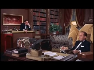 Frank Sinatra & Bing Crosby - What a Swell Party (High Society, 1956)