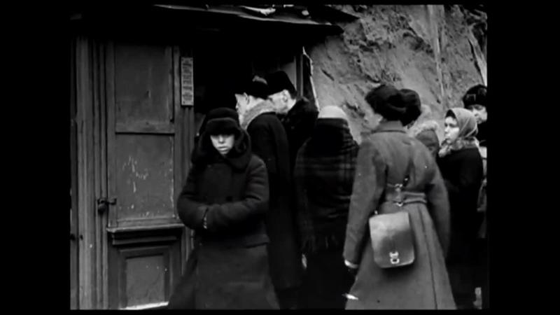 Блокада 2005 Сергей Лозница документальная кинохроника