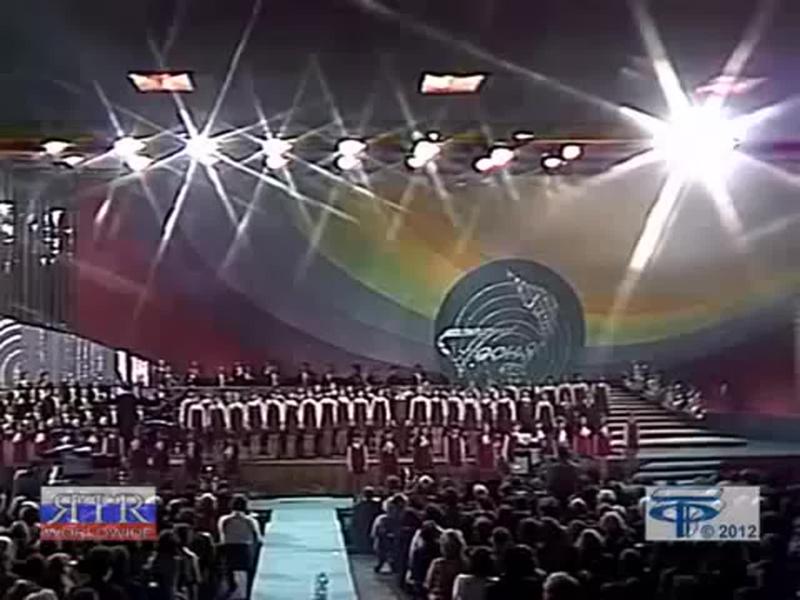 Big Children Choir-The Dog Is Lost-Большой детский хор-Пропала собака