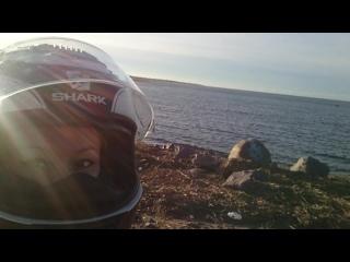 Шлем меня задавил :))))