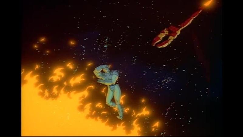 Сезон 02 Серия 07 На дальних границах Железный человек 1994 1996 Iron Man Distant Boundaries