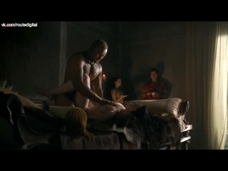 Jessica Grace Smith, Lesley-Ann Brandt Nude - Spartacus: Gods of the Arena (2011) s1e3 HD 720p Watch Online