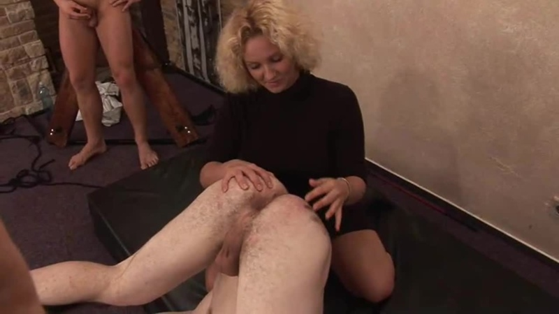 CZECH CFNM Part 3. femdom, voyeur, fetish,