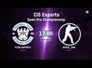 FCDB vs SPACE JAM CIS ESPORTS SEMI-PRO CHAMPIONSHIP by TakeMeHappy