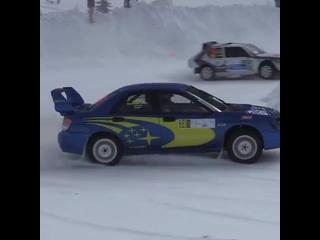 Rallycross Subaru Impreza WRX STI
