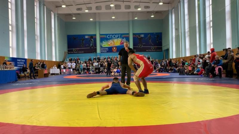 Кудаяров vs Blue (1 период )